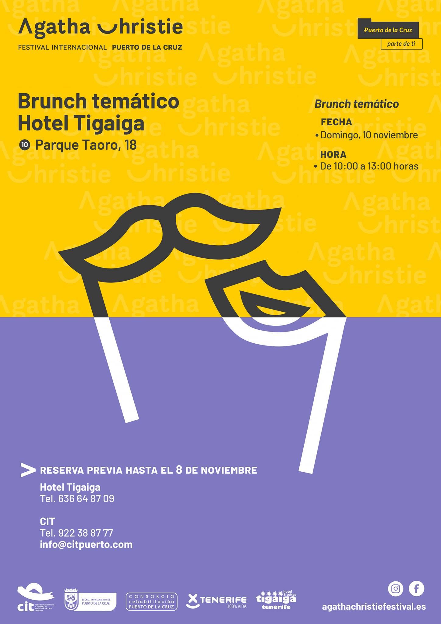 Thematic Brunch Hotel Tigaiga