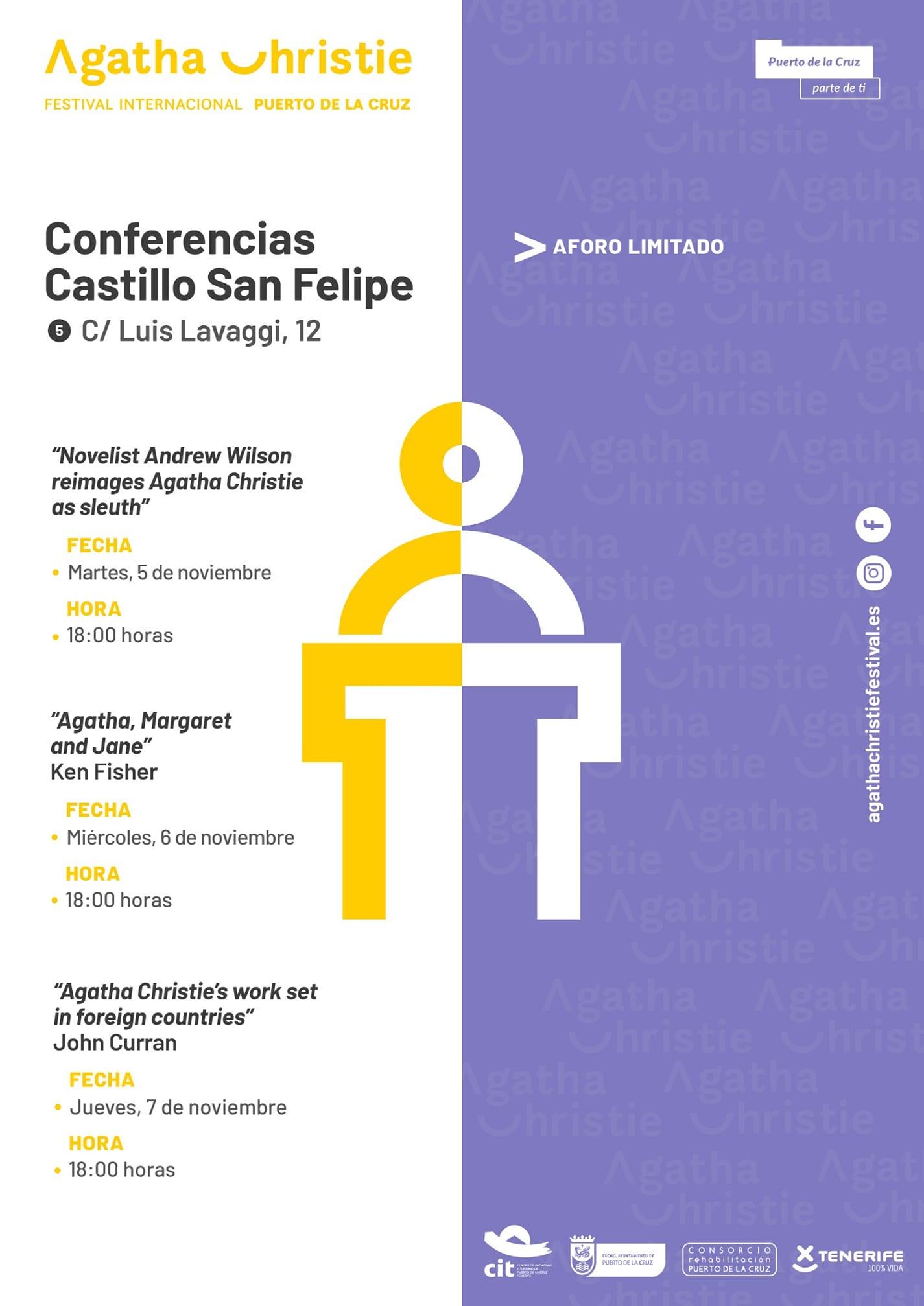 Conferences Castillo San Felipe