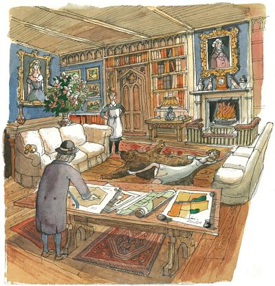 Agatha Christie: The great country houses
