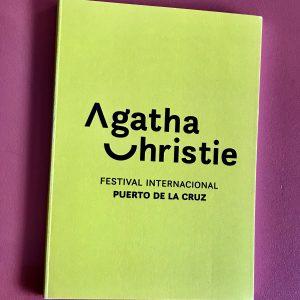 Libretas Agatha Christie Festival Agatha Christie